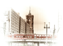 Miasta i ich przestrzen